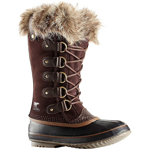 Sorel Joan Of Arctic Fur Women's - 9/Cattail, Cattail, 600
