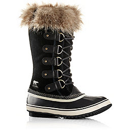 Sorel Joan Of Arctic Fur Women's, Black-Stone, 256