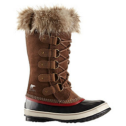 Sorel Joan Of Arctic Fur Women's, Umber-Red Dahlia, 256