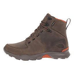 The North Face Thermoball Versa - Men's, Weimaraner Brown-Bombay Orange, 256
