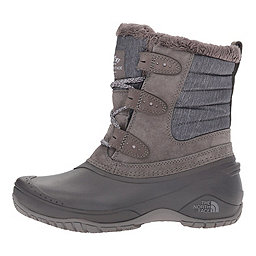 The North Face Shellista II Shorty Women's, Dark Gull Grey-Cloud Grey, 256