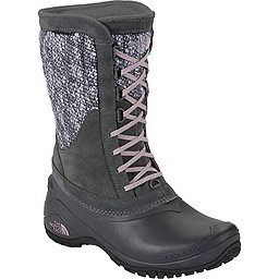 The North Face Thermoball Utility Mid Women's, Iron Gate Grey-Quail Grey, 256