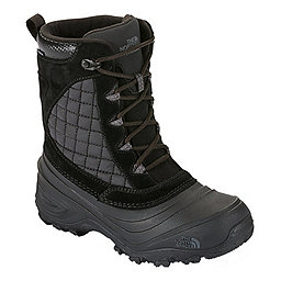 The North Face Y Thermoball Utility, TNF Black-Dark Shadow Grey, 256