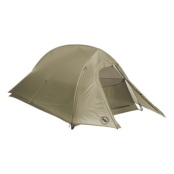 Big Agnes Fly Creek HV UL Tent - 2PER/Olive Green, Olive Green, 600