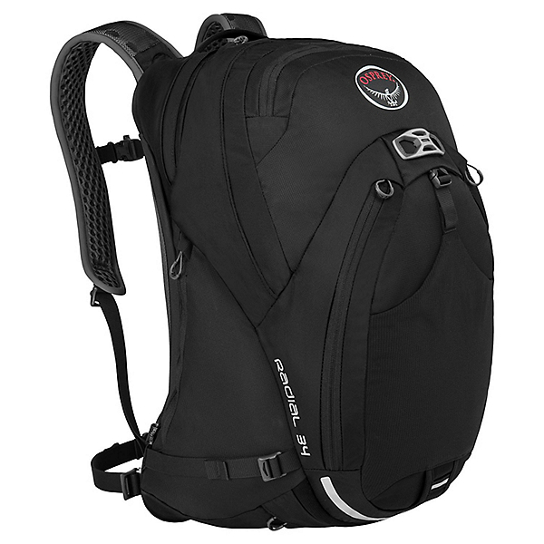 Osprey Radial 34, Black, 600