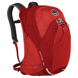 Osprey Radial 34, Lava Red, 256