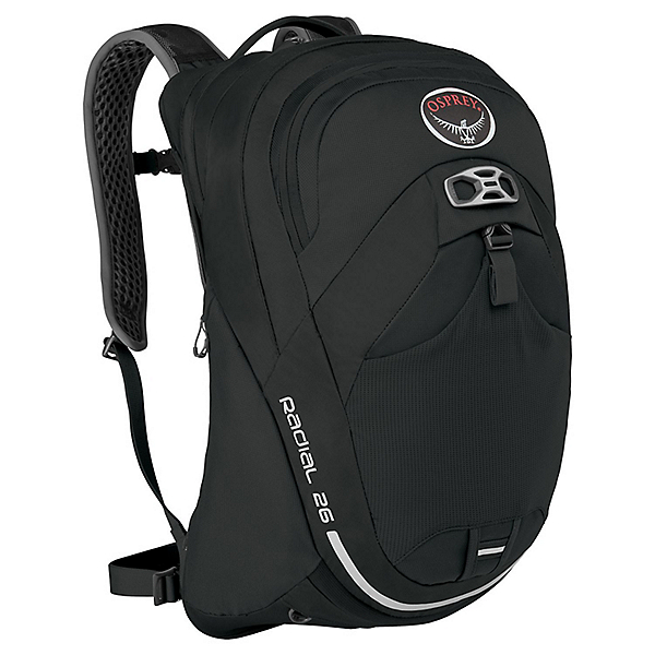 Osprey Radial 26, Black, 600