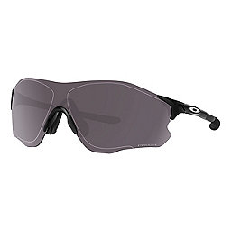 Oakley EVZero Path Sunglasses, Matte Black w-PRIZM Trail, 256