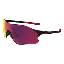 Oakley EVZero Path Sunglasses, Polished Black w-PRIZM Road, 256
