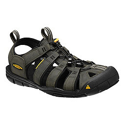 KEEN Clearwater CNX Leather, Magnet-Black, 256