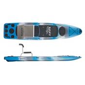Kaku Kayak Voodoo Fishing SUP Stand Up Paddleboard, , medium