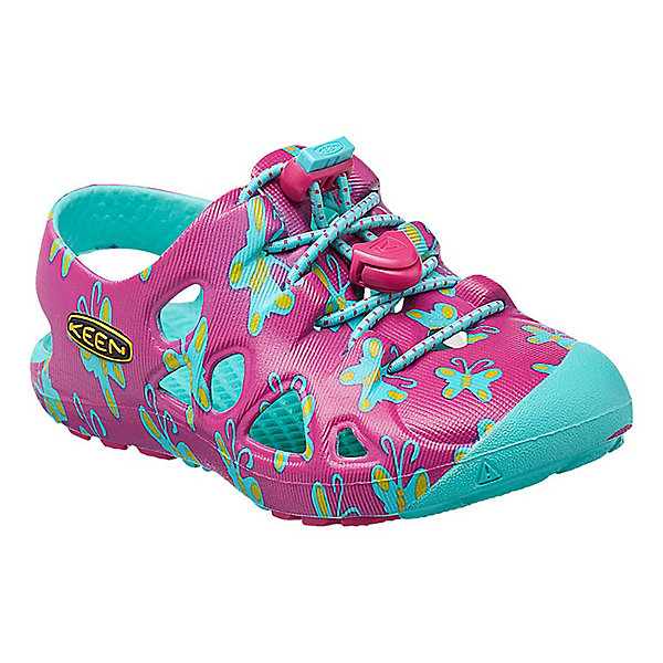 KEEN Rio Toddler - 5/Very Berry Butterfly, Very Berry Butterfly, 600
