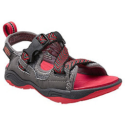 KEEN Rock Iguana Kids, Magnet-Racing Red, 256
