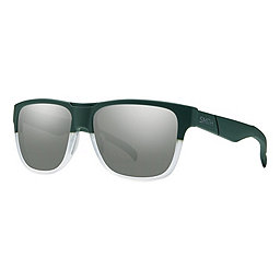 Smith Lowdown Sunglasses, Mt Olive Cryst w-Sup Platinm, 256