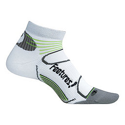 Feetures Elite Light Cushion Low Cut, White-Black, 256