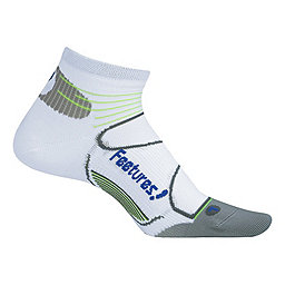 Feetures Elite Ultra Light Low Cut, White-Olympian Blue, 256