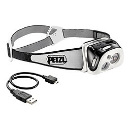 Petzl Reactik, Black, 256
