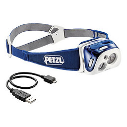 Petzl Reactik, Blue, 256
