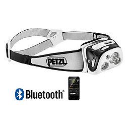 Petzl Reactik+ with Bluetooth, Black, 256