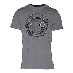 Meridian Line Favorite Planet SS Tee, Grey, 256