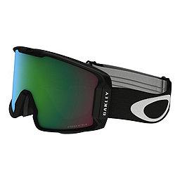 Oakley LineMiner Goggle, Matte Blk w-Inferno Prizm Jade, 256