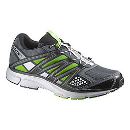 Salomon X-Mission 2, Grey Denim-Light Onix-Green, 256