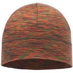 Buff Merino Wool Beanie, Cedar Multi, 256