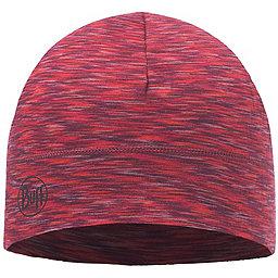 Buff Merino Wool Beanie, Pink Multi, 256