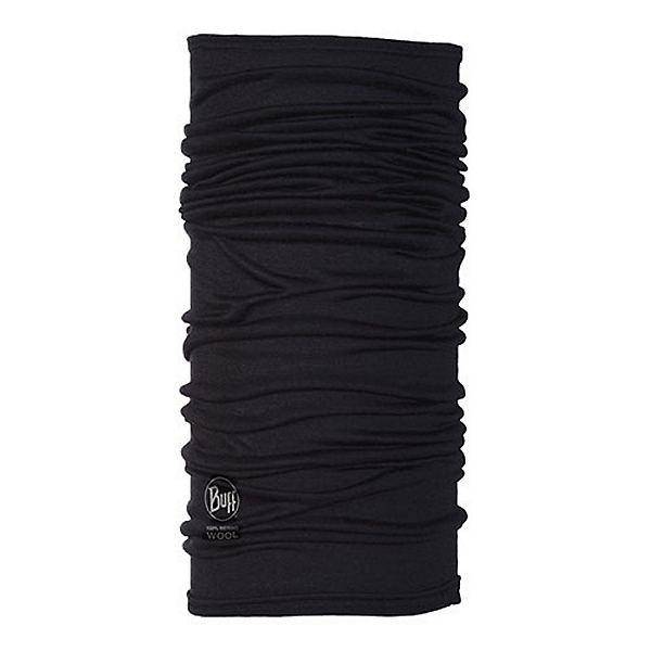 Buff Merino Wool Buff, Black, 600