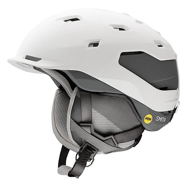 Smith Quantum Helmet - MIPS - MD/Matte White Charcoal, Matte White Charcoal, 600