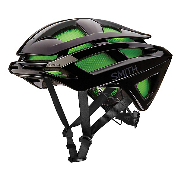 Smith Overtake Bike Helmet, Black, 600