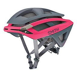 Smith Overtake Bike Helmet, Matte Pink Charcoal, 256