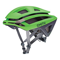 Smith Overtake Bike Helmet, Matte Reactor Green, 256