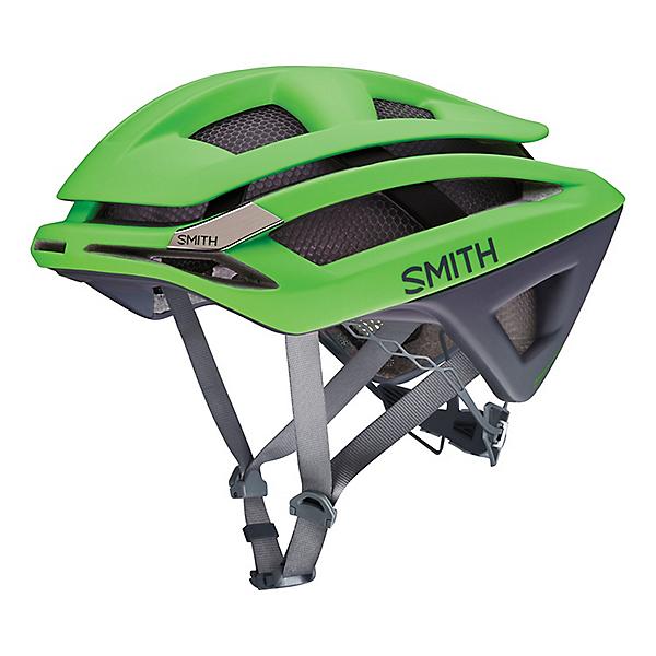 Smith Overtake Bike Helmet, Matte Reactor Green, 600