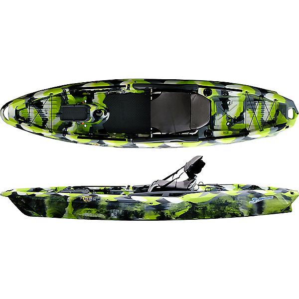 3 Waters Kayaks Big Fish 120 Fishing Kayak 2021, , 600