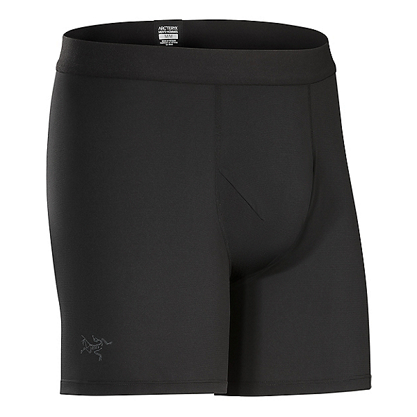 Arc'teryx Phase SL Boxer, Black, 600