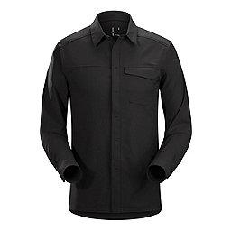 Arc'teryx Skyline LS Shirt, Black, 256