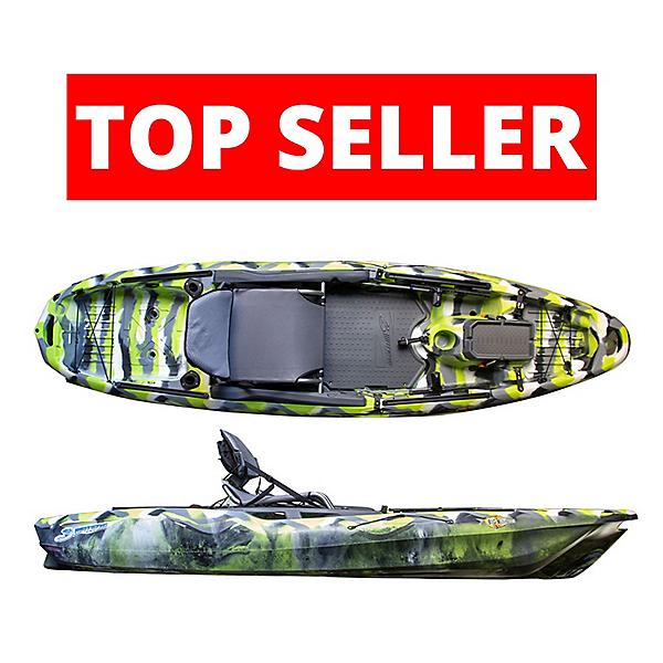 3 Waters Kayaks Big Fish 105 Fishing Kayak 2021, , 600