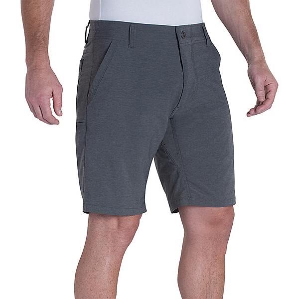 Kuhl Shift Amfib Short 10in - 34/Carbon, Carbon, 600