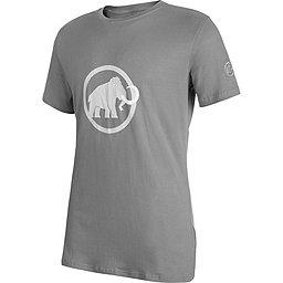 Mammut Mammut Logo T-Shirt, Granit-White, 256