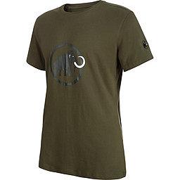 Mammut Mammut Logo T-Shirt, Iguana-Dark Iguana, 256