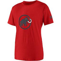 Mammut Mammut Logo T-Shirt, Lava, 256