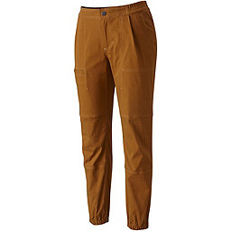 Mountain Hardwear AP Scrambler Pant Women's, Golden Brown, 256