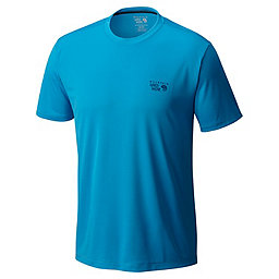 Mountain Hardwear Wicked Short Sleeve T, Ocean Blue, 256