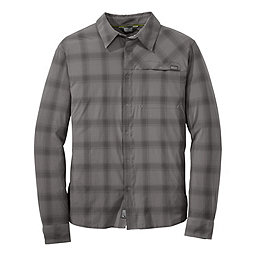 Outdoor Research Astroman LS Sun Shirt, Pewter-Charcoal, 256