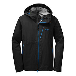Outdoor Research Axiom Jacket, Black-Tahoe, 256