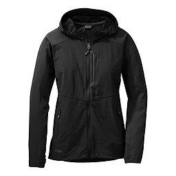 Outdoor Research Ferrosi Hooded Jacket Women's, Black, 256