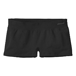 Patagonia Active Mesh Boy Shorts Women's, Black, 256