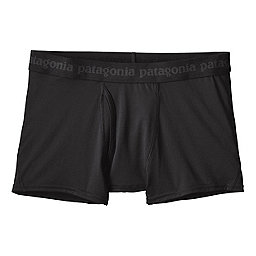 Patagonia Cap Daily Boxer Briefs, Black, 256