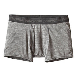 Patagonia Cap Daily Boxer Briefs, Feather Grey, 256